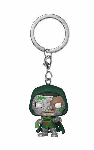 Funko POP Keychain: Marvel Zombies - Dr. Doom