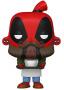 Funko POP Marvel: Deadpool 30th - Coffee Barista