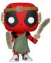 Funko POP Marvel: Deadpool 30th - Nerd Deadpool