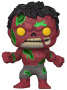 Funko POP Marvel: Marvel Zombies - Red Hulk