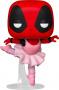 Funko POP Marvel: Deadpool - Ballerina Deadpool (Exclusive)