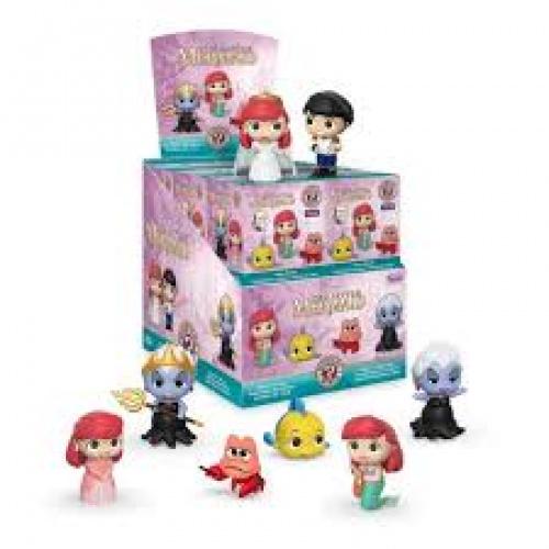 Funko Mystery Minis: Little Mermaid