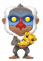 Funko POP Disney: The Lion King: Rafiki w/ Baby Simba