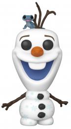 Funko POP Disney: Frozen II: Olaf with Bruni