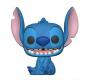 Funko POP Disney: Lilo & Stitch - Seated Stitch (Flocked)