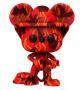 Funko POP Artist Series: Mickey Mouse - Firefighter Mickey