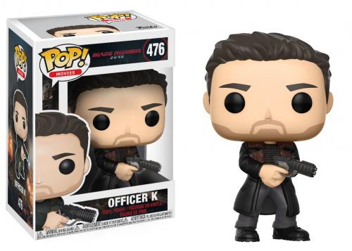 Funko POP Movies: Blade Runner 2049 - Officer K
