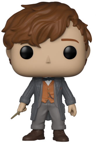 Funko POP Movies: Fantastic Beasts 2 - Newt (Chase Possible)