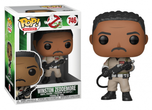 Funko POP Movies: Ghostbusters - Winston Zeddemore