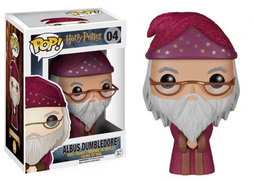 Funko POP Movies: Harry Potter - Albus Dumbledore