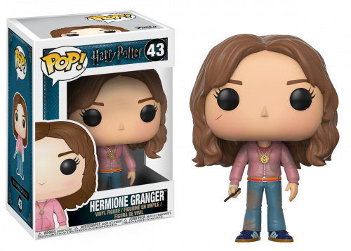 Funko POP Movies: Harry Potter - Hermione w/ Time Turner