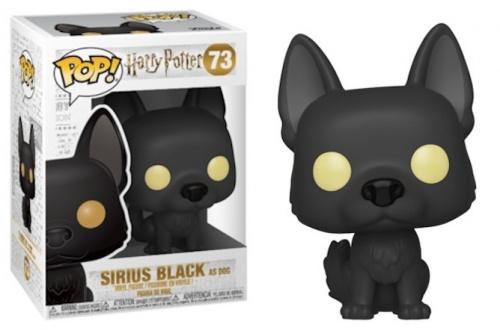 Funko POP Movies: Harry Potter - Sirius as Dog