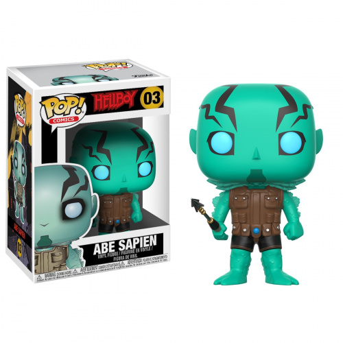 Funko POP Movies: Hellboy - Abe Sapien