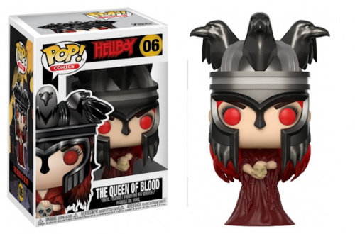 Funko POP Movies: Hellboy - The Queen of Blood