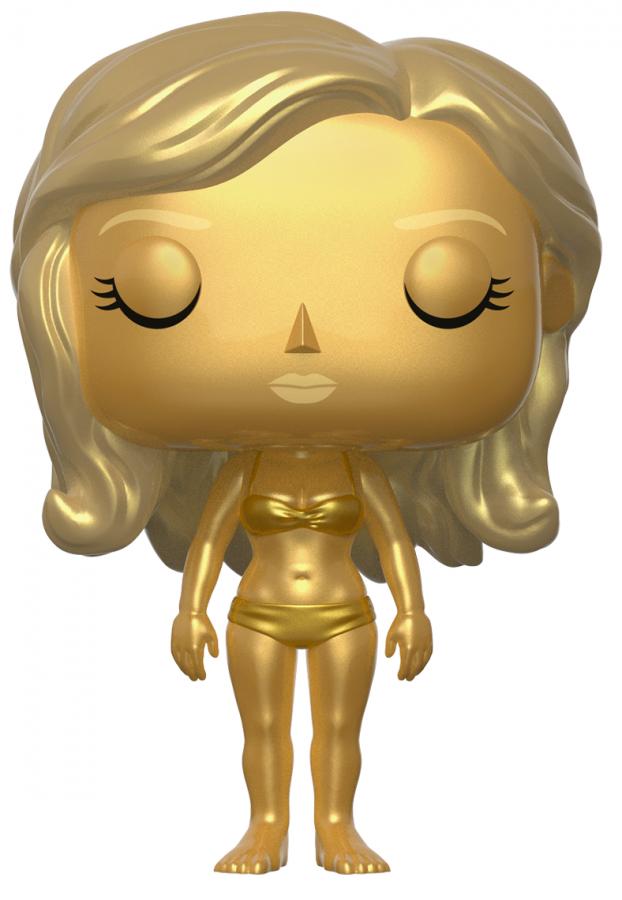 Funko POP Movies: James Bond S3 - Jill Masterson (Golden Girl)