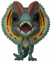 Funko POP Movies: Jurassic Park - Dilophosaurus (Chase Possible)