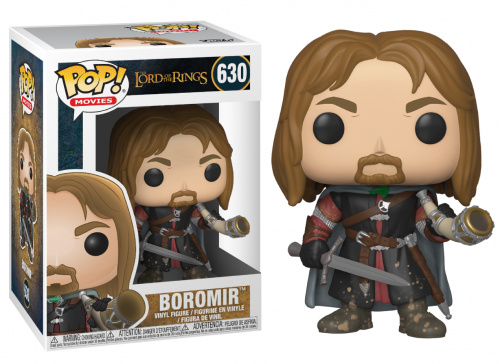 Funko POP Movies: LOTR/Hobbit - Boromir