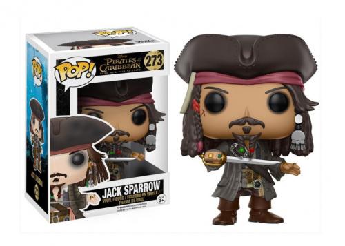 Funko POP Movies: Pirates 5 - Jack Sparrow