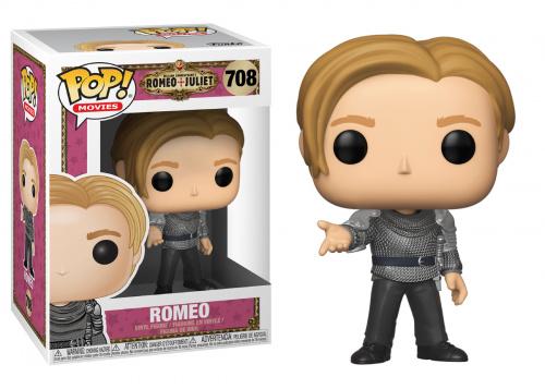 Funko POP Movies: Romeo & Juliet - Romeo (1/6 Chase Chance)