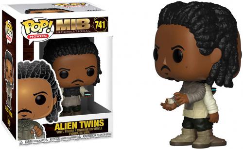 Funko POP Movies: Men In Black International - Alien Twins
