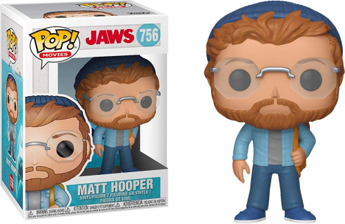 Funko POP Movies: Jaws - Matt Hooper