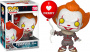 Funko POP Movies: IT Chapter 2 - Pennywise w/ Balloon