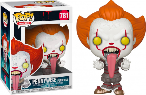 Funko POP Movies: IT Chapter 2 - Pennywise w/ Dog Tongue