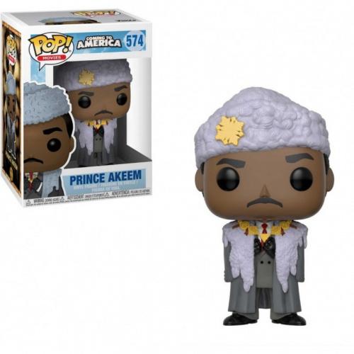 Funko POP Movies: Coming to America - Prince Akeem