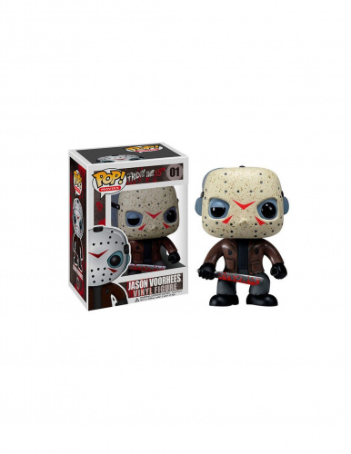 Funko POP Horror Movie: Friday the 13th - Jason Voorhees