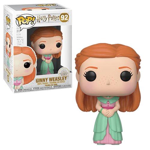 Funko POP Movies: Harry Potter S7 - Ginny (Yule)