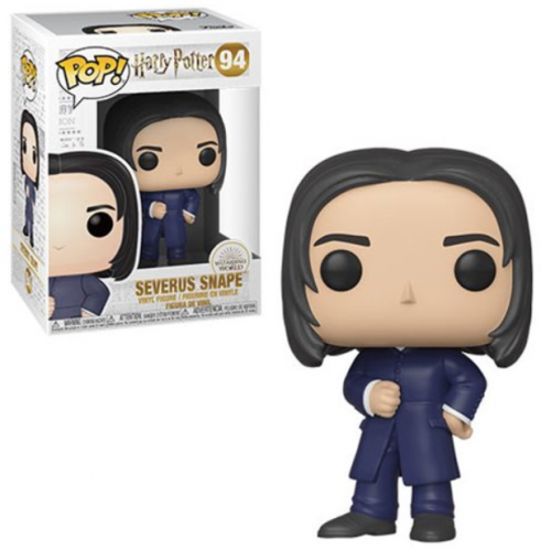 Funko POP Movies: Harry Potter S8 - Severus Snape (Yule)