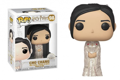 Funko POP Movies: Harry Potter S8 - Cho Chang (Yule)