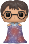 Funko POP Movies: Harry Potter - Harry Potter (with Invisibility Cloak)
