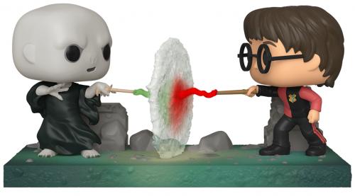 Funko POP Movie Moments: Harry Potter - Harry vs. Voldemort