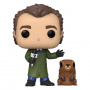 Funko POP: Groundhog Day - Phil Connors (with Punxsutawney Phil)