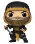 Funko POP Movies: Mortal Kombat - Scorpion (Chase Possible)