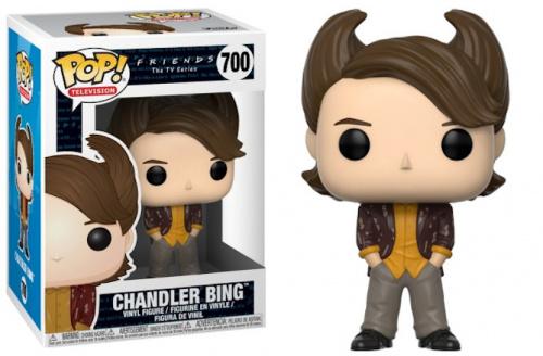 Funko POP TV: Friends 80's Hair - Chandler