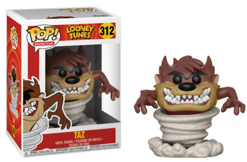 Funko POP: Looney Tunes - Tornado Taz