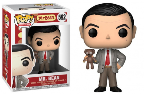 Funko POP TV: Mr. Bean - Mr. Bean (1/6 Chase Possible)