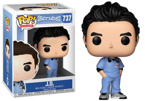 Funko POP TV: Scrubs - J.D.