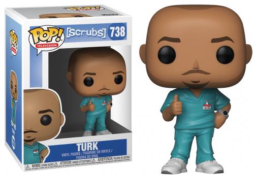 Funko POP TV: Scrubs - Turk