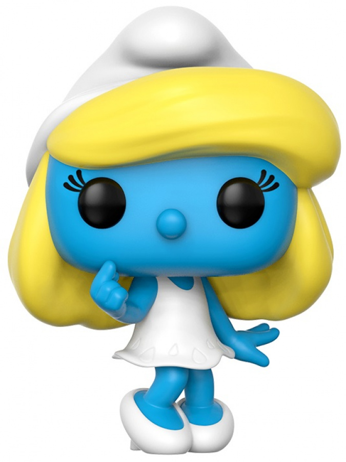 Funko POP Anime: The Smurfs - Smurfette