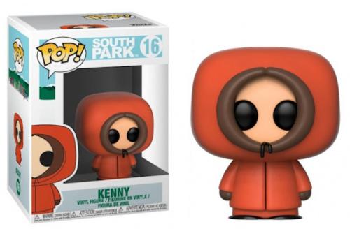Funko POP TV: South Park - Kenny
