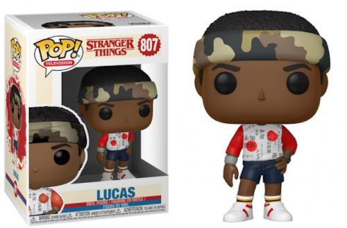 Funko POP TV: Stranger Things S3 - Lucas
