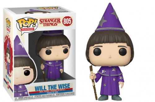 Funko POP TV: Stranger Things S3 - Will (the Wise)
