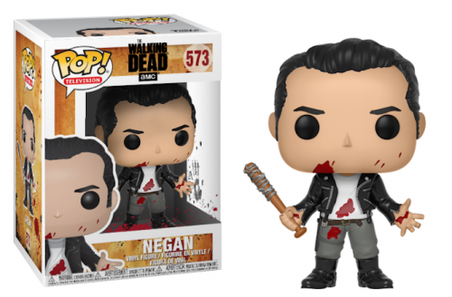 Funko POP TV: The Walking Dead - Negan (Clean Shaven)