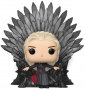Funko POP Deluxe: Game of Thrones S10 - Daenerys Sitting on Throne