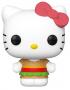 Funko POP Hello Kitty S2 - Hello Kitty (Kawaii Burger Shop)