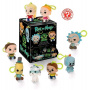 Blindbag Keychain Mystery Mini Plush: Rick and Morty (HT Exclusive)