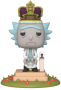 Funko POP Animation: Rick & Morty - King of $#!+ (with Sound!)
